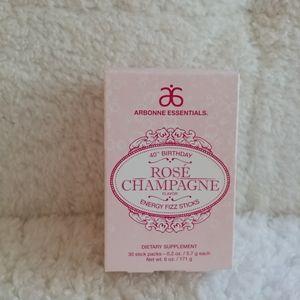 Arbonne Essentials Fizz 30 Sticks rose Champagne